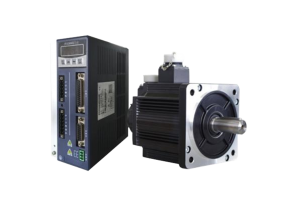 ac servo drive&motor with RS485,CANopen,