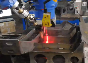 welding seam automatic tracking
